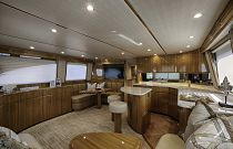 Viking Yachts 52 Salon Headliner