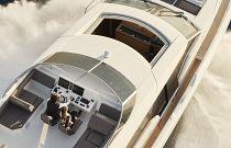 Prestige Yachts 680S Overhead Image
