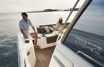Prestige Yachts 680S Aft