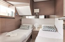 Prestige Yachts 680S 4th Stateroom
