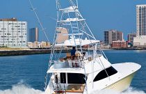 Viking Yachts 52 Convertible Tower