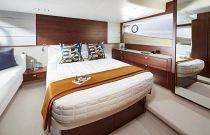 Princess Yachts V50 Open Master Cabin