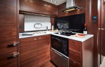 Princess Yachts V50 Open Galley
