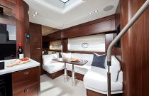 Princess Yachts V50 Open Convertible Dinette
