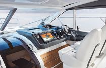Princess V50 Open Helm Electronics