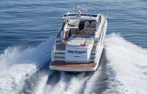 Princess Yachts V50 Open Aft Running Image