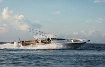 HCB 65' Estrella Starboard Run Shot
