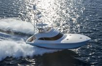 New Viking 55 Convertible Aerial
