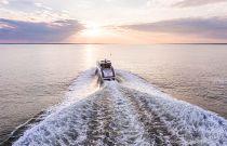 Princess Yachts V60 Aft Run