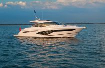Princess Yachts V60 White Hull