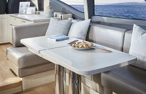 Princess Yachts V60 Dinette Folding Table