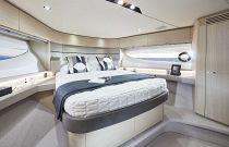Princess Yachts V60 VIP Cabin