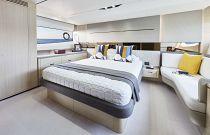 Princess Yachts V60 Master Cabin