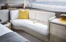 Princess Yachts V60 MSR Sofa