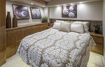Viking Yachts 55 Convertible Master Cabin