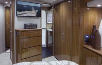 Viking Yachts 55 Convertible Master Stateroom