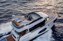 Absolute Navetta 48 Bridge View