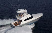 Viking Yachts 48 Convertible Starboard Running