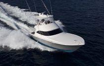 Viking Yachts 48 Convertible Bow Image