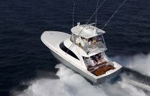 Viking Yachts 48 Convertible Aft Running
