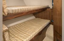 Viking Yachts 48 Convertible Bunk Cabin