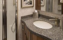 Viking Yachts 48 Convertible Stone Counter Tops
