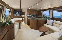 Viking Yachts 48 Convertible Salon Main Image