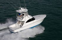 Viking 38 Billfish View of Tower