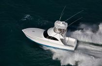 Viking 38 Billfish Overhead View