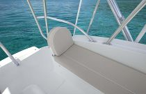 Viking 38 Billfish Flybridge Lounge Seat