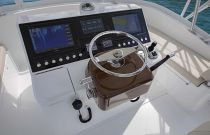 Viking 38 Billfish Helm Steering Wheel