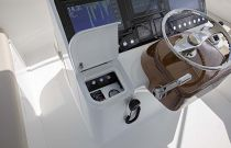 Viking 38 Billfish Helm Electronics