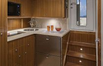 Viking 38 Billfish Galley
