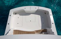 Viking Yachts 44C In-Deck Baitwells