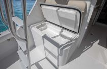 Viking 38 Billfish Hidden Storage
