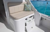 Viking 38 Billfish Hidden Tackle Storage Drawers