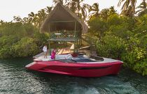Princess Yachts R35 Docked