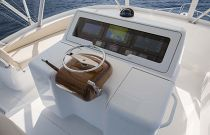 Viking Yachts 44 Convertible Helm Pod