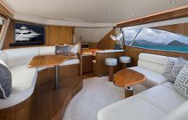 Viking Yachts 44 Convertible Salon Main Image