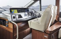 Princess Yachts 55 Helm Station