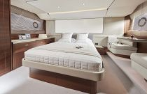 Master Suite on the Princess F55