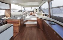 Princess Yachts F55 Salon