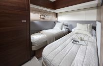 Guest Cabin on the Princess F55