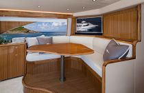 Viking Yachts 44 Convertible Dinette