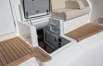 Viking Yachts Engine Lazarette