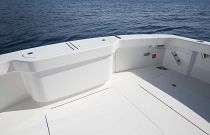 Viking 44C transom live well