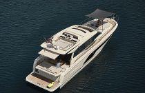 Prestige Yachts 590S overhead