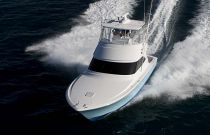 Viking Yachts 42 Convertible Black Mask Image
