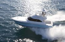 Viking Yachts 42 Convertible Portside Running Photo