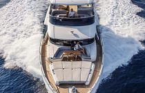 Overhead View of Absolute 68 Navetta